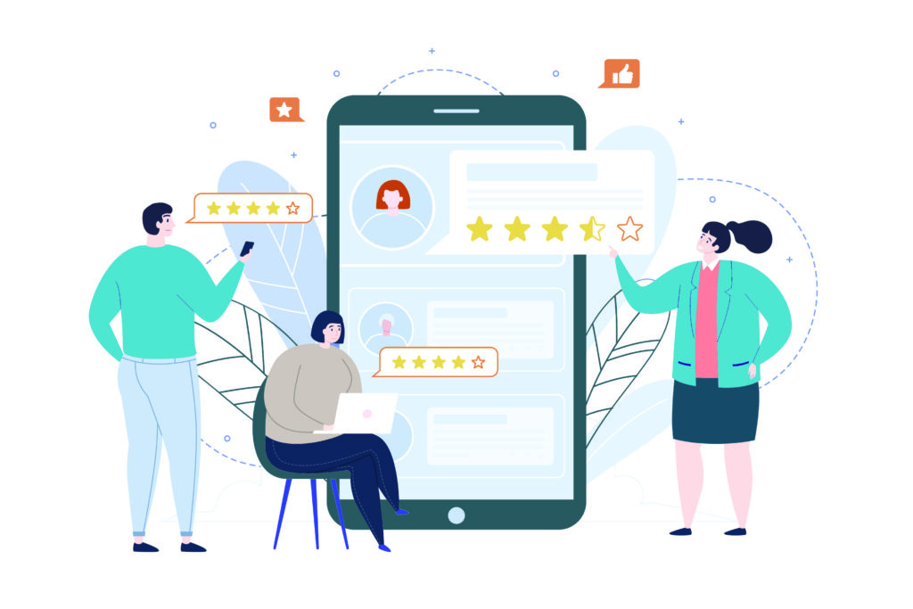 how to manage employer reviews?