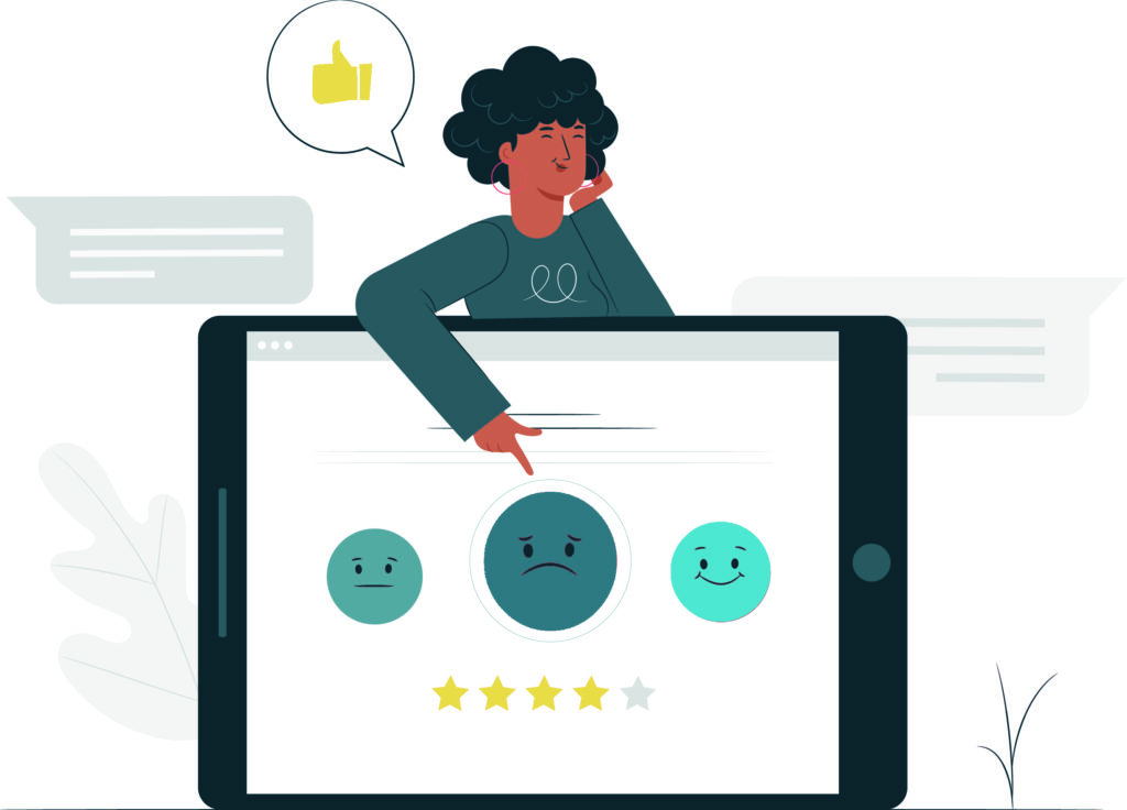 How to handle negative employer reviews?