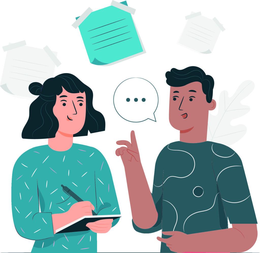 How to reach transparen communication?
